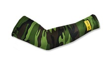 Wholesale and Custom Compression Sports Digital Camo Arm Sleeve with S M L XL sizes