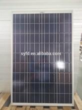 High efficiency 100W 18V poly solar panel 1015*670*35mm
