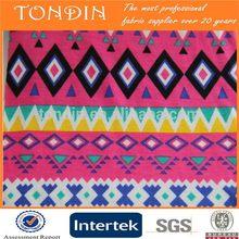 Modern useful dot printed poplin cotton fabric