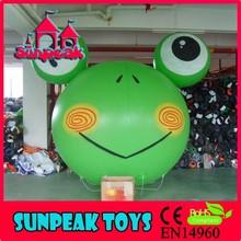 BL-152 Sunpeak Popular Promotion Inflatable Wholesale Special Shape Balloon