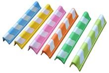 Square or Round Angle Reflective EVA Plastic Foam Soft Corner Guard