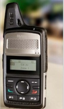 Pocket radio HYT digital and analogue combine receiver PD360 DMR two-way radio