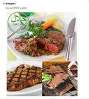 KOSHER HALAL FOOD 10G BEEF SEASONING CUBE BOUILLON CUBE