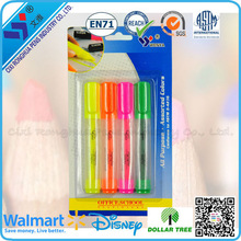 new 2015 hot sale 2 in 1 pen highlighter combo top products hot selling