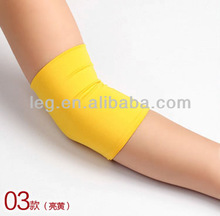 Elbow Sleeves for office lady using computer laptop