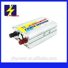 500W Power Inverter 12V DC cigarette lighter or battery clips to 220 Volt AC