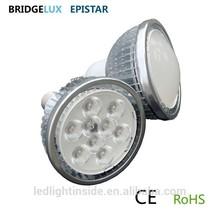9w E27 led ceiling spot light 110V 220V