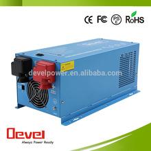 High quality dc ac Inverter 3000W power inverter dc 12v ac 220v