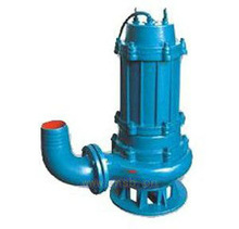 WQ Centrifugal Submersible Water Pump for sewage, weak corrosive slurry