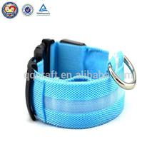 QQ04 fashion collar dog & dog led collar & dog bark collar