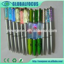 Custom PVC floater pen/liquid floating pen