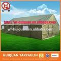 alibaba china lona de algodão impermeável tenda tipi