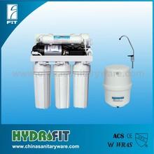 cixi water filter manufacturer 5 stage korea water filter with steel shelf pressure gauge