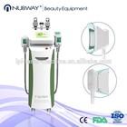 professional ! Freeze Cryolipolysis Anti Cellulite Fat Cavitation Rf Multifunction machine