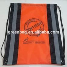 cheap draw string bags small size , Wholesale Nylon Drawstring Bag