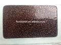 Mechine pulvérisation asphalte émulsion pour pulvérisation de revêtement en poudre