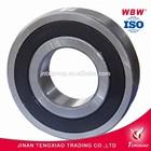 China deep groove ball bearings 6204 2RS C3