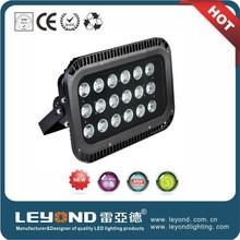 50meters long lighting distance 10deg beam angle 180W led outdoor football field lighting