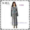 el yapımı örme elbise islam tarzı uzun islamic elbiseler pf6004