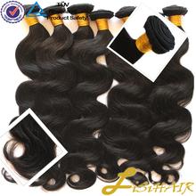 Full Cuticle Virgin Hair in StocK Ding Unprocessed Curly Intact Virgin Peruvian Hair