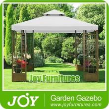 Garden Park Gazebo Wrought Iron Tent Shelters and Gazebos