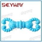 Shrimp shaped dog lifelike toys