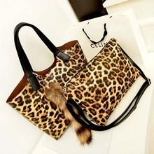 BV147 2015 new commuter bag fashionable leopard women handbags wholesale manufacturers