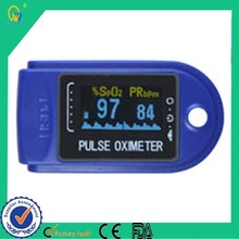 Photoplethysmogram SpO2 Pulse Rate Oxyhemoglobin Configuration Fingertip Pulse Oximeter