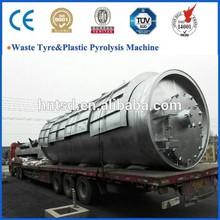 New low prix haute rentable déchets de recyclage des pneus et usine de pyrolyse