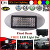 China wholesale IP68 Waterproof OFF Road LED Driving Lamp 11.7'' quad Row CREE 120W Led Light Bar