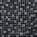oscuro mezclado mosaico de cerámica azulejo de la pared
