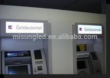 Germany Wincor nixdorf ATM lumisheet led luminous panel