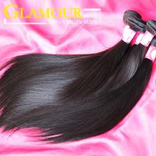 Full ends raw brazilian straight human hiar, virgin brazilian hair free sample