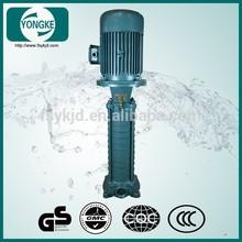 Energy saving circulation high pressure vertical multistage centrifugal pump