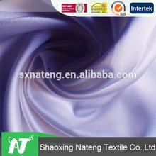 5075 stretch satin fabric for bridal