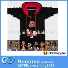 2014 New Arrive High Quality Custom Basketball Sports Hoodie