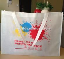 shopping bag with printing Cheap Non Woven Bag