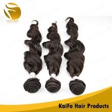 100 Malaysian Loose Wave Virgin Hair Weaving Weft