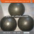 bolas de fundición con alta dureza