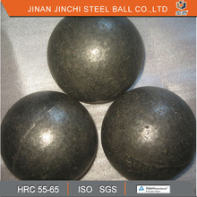casting balls with high hardness