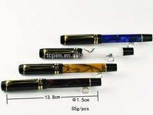 Acrylic metal signature pen metal ballpen