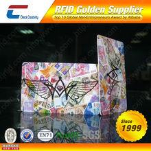 2014 Cheap plastic pvcrfid card smart card printer