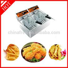 electric chicken pressure fryer/fried chicken fryer machine