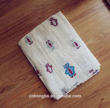 2014 fashion new design bamboo organic cotton baby blankets,new born baby blanket
