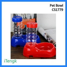 Pet combined water drinking device