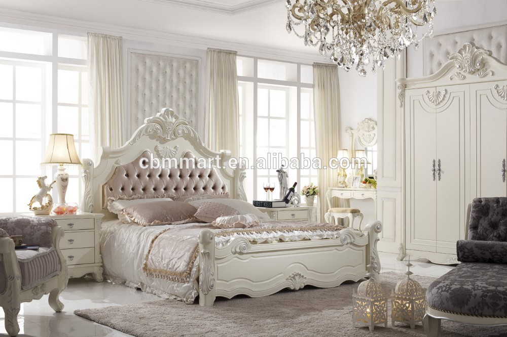 Chambre set duba avec style classique lots de literie id for Chambre a coucher classique chic