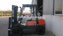 2ton mini diesel forklift truck forklift hydraulic oil forklift attachment FD20T