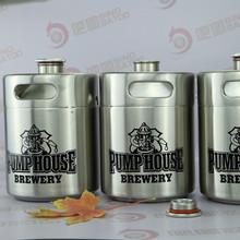Best sell 64oz bottle 30l 50l beer keg
