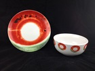 2015 Promotional Watermelon design ceramic table set ,bone china dinnerware sets