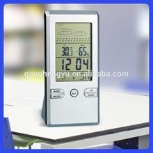 Weather station alarm clock